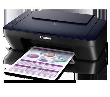 Canon-PIXMA-E400-series-drivers