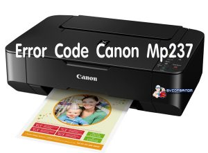 error-code-canon-mp237