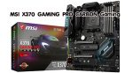 รีวิว MSI X370 GAMING PRO CARBON Gaming Motherboard